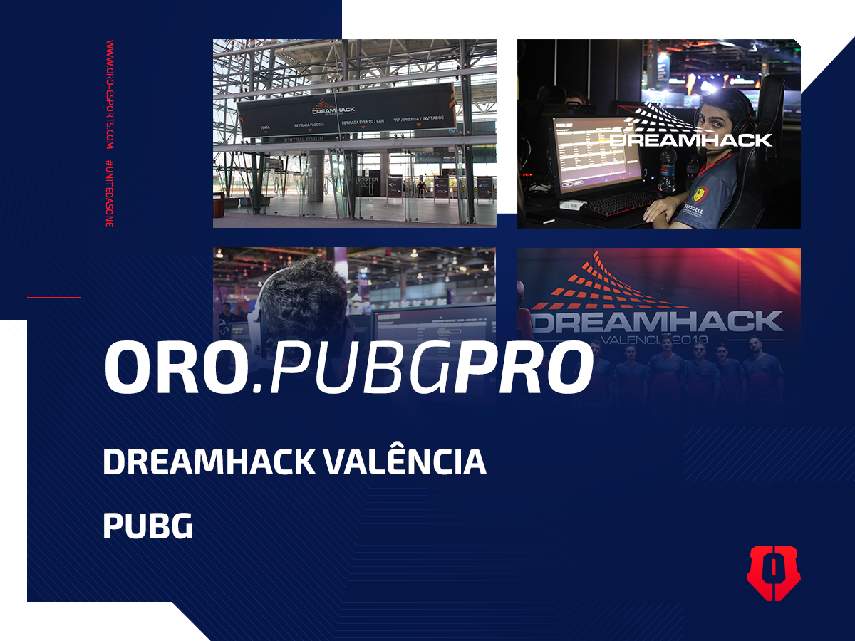 DREAMHACK SPAIN VALÊNCIA