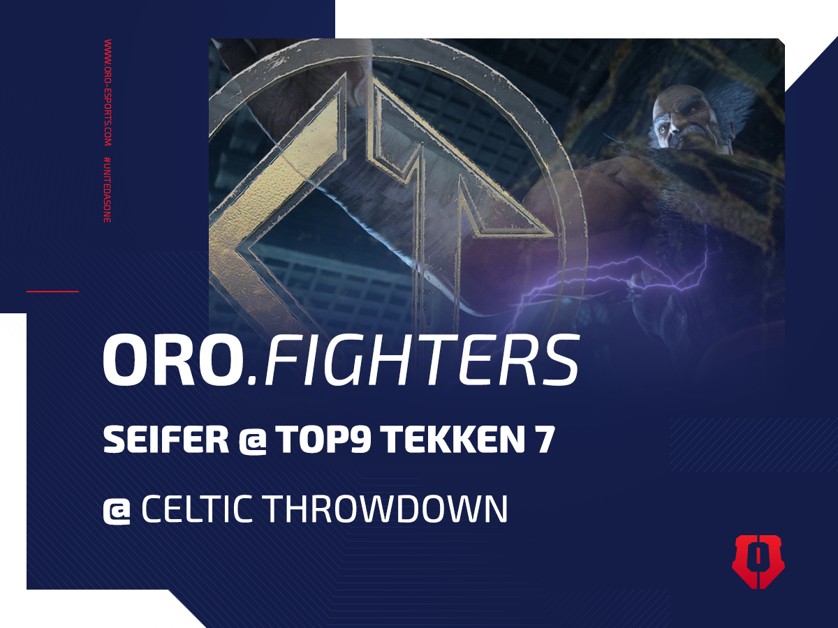 SEIFER NO CELTIC THROWDOWN