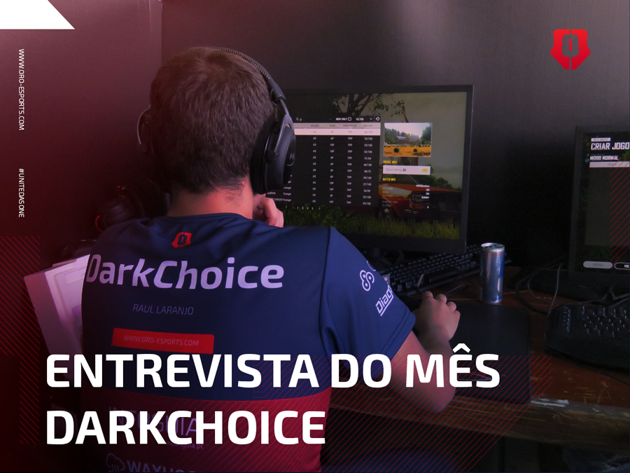ENTREVISTA DO MÊS - DARKCHOICE